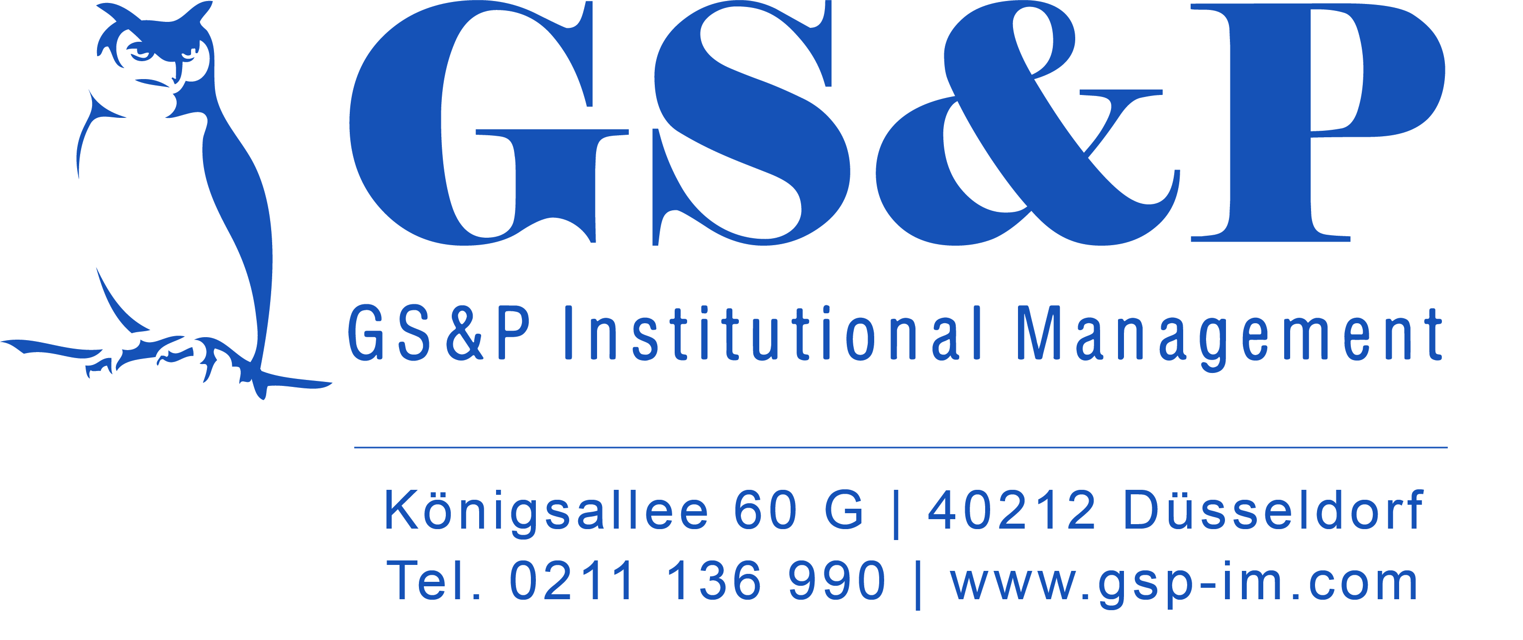 GS&P Institutional Management GmbH